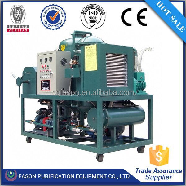 ZTS Lubricating Oil Purifier,Hydraulic Oil Filtration,Oil Treatment