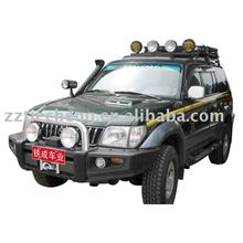 TC3495 Front bumper/grille guard for TOYOTA PRADO FJ 90