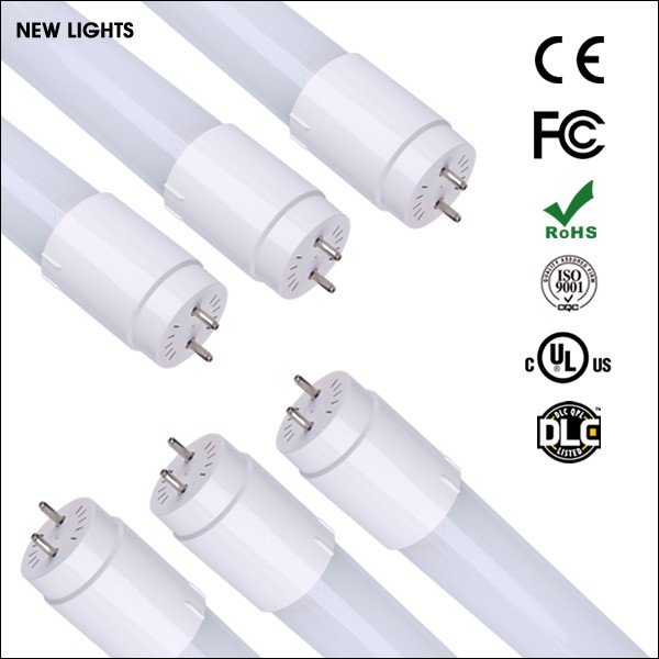 Manufacturers price SMD2835 85-265V 9W 12W 18W 22W CE RoHS approved 360 degree light glass T8 LED tube