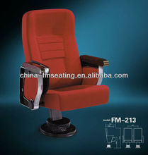 Modern fold up conference hall seat FM-213
