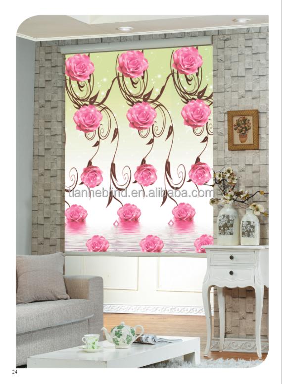 vente chaude polyester tissu imprim p tale manuel rideau. Black Bedroom Furniture Sets. Home Design Ideas