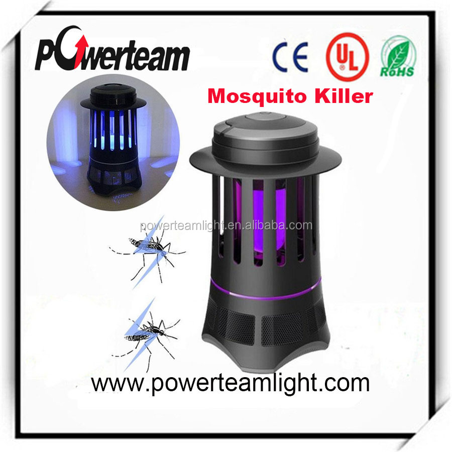 electronic rechargeable led mosquito insect killer