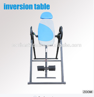 Body Stretching Fitness Equipment Exercise Machine Gym Inversion Table for Back Care
