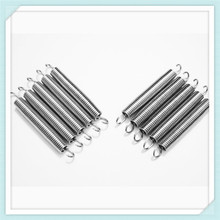 zinc plate recliner extension springs with two hooks
