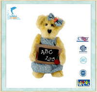 15 inch Back to School Plush Teddy Bear for Kids Plush Toy gift