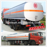 Dongfeng large capacity fuel tank truck/oil transport truck