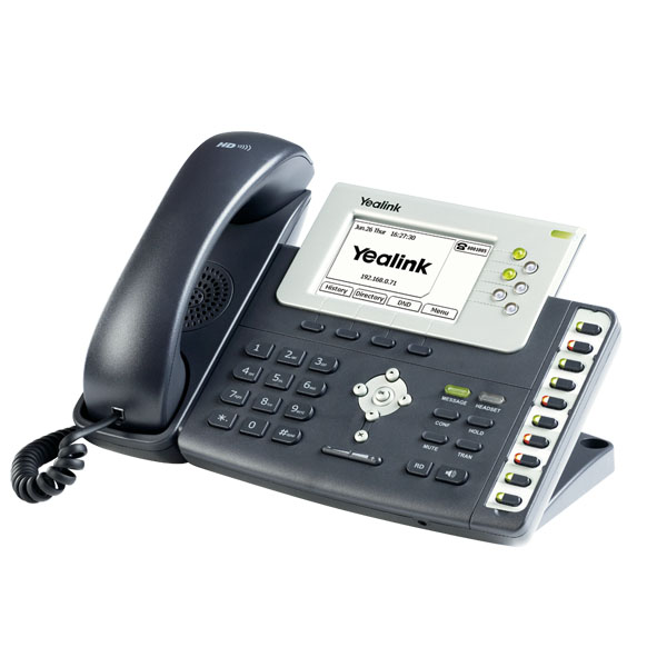 Yealink Enterprise HD IP Phone SIP-T28P