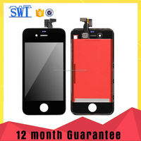 free repair tool kit for iphone 4s lcd screen digitizer glass replacement