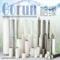 Stainless Steel Or Pp /cotton String Wound Filter Cartridges