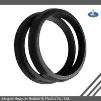 Jiangyin huayuan provides various EPDM,Silicone,NR,SBR ,CR,FKM rubber products for car window rubber gaskets