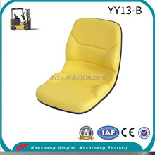 Black and yellow CONTOURED SEAT with switch(YY13-B)