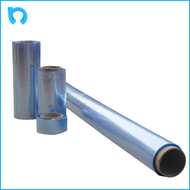 rolling pvc coloured transparent film made in Guangzhou