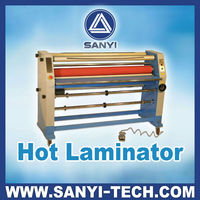 Automatic Hot Laminator, BU-1600RFZ Single Side, Infrared Heating by Hot Air