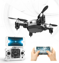 KY901 Mini folding Quadcopter RC Plane pocket drone UAV with hd camera