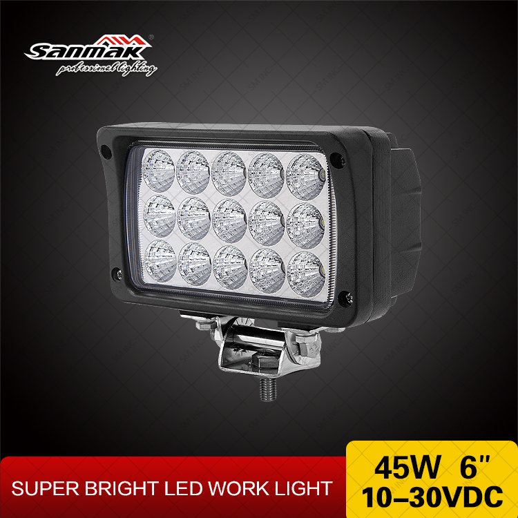 LED car light motorcycle license plate lamp SM6451
