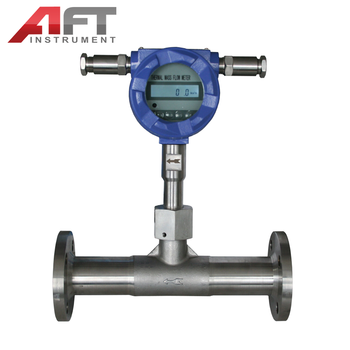 Factory China Supplier Digital Modbus Hydrogen Gas Thermal Mass Flow Meter