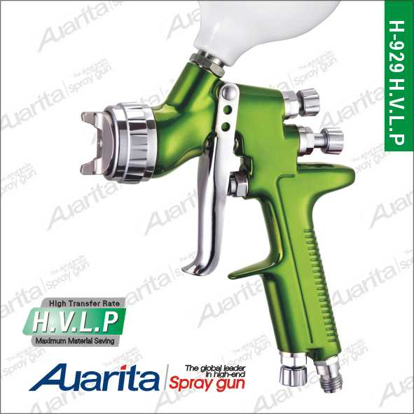 Spray gun manufacturer High Quality Water based pistolas de pintura H-929 paint spray gun