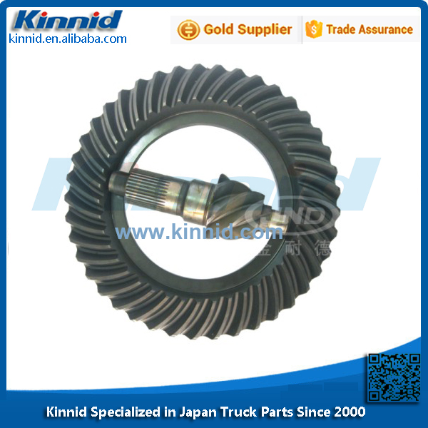 Hot Sale HINO 700 crown wheel pinion gear made in China