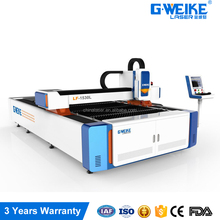 China Manufacturers 1325 Price CNC Carbon Steel Fiber laser sheet metal silver cutting machine 500w 1000w 2000w 3000w for sale