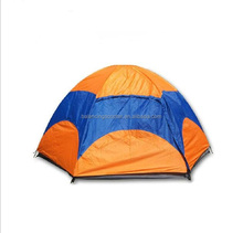 China hot sale Outdoor camping tent four people double ger tent leisure tents