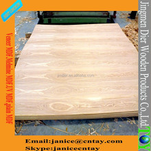 mdf cherry wood veneer panel / hdf board