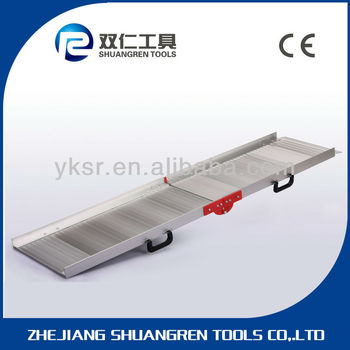 Pet & Motorcycle & Scooter & Dirtbike Loading Ramp
