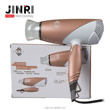 Folding handle DC motor 1875W cold air hair dryer