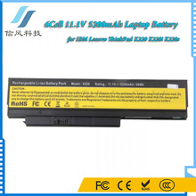 6 Cell 5200mAh Laptop Battery for IBM Lenovo ThinkPad X220 X220i X200s