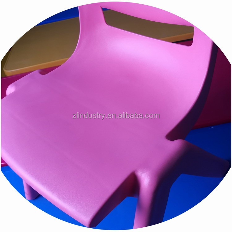 Colorful kids comfortable wholesale chairs plastic