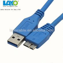 Universal usb 3.0 data transfer cable 3.5mm with sample free