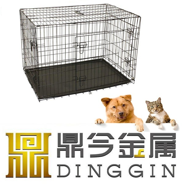 Travel Wire Dog Crate