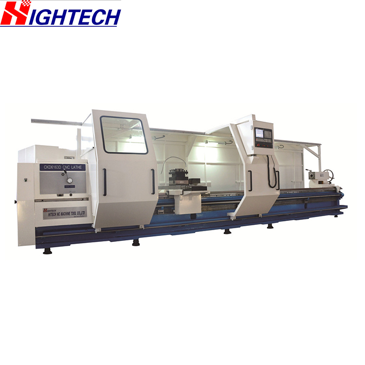 China High Preformance Precision CNC Advantages Lathe Machine