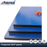 Alusign excellent antiseptic plastic brick panels for walls Aluminum Composite Panels