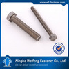 china high quality copper bolts nuts furniture screws and bolts suppliers exporters manufacturers