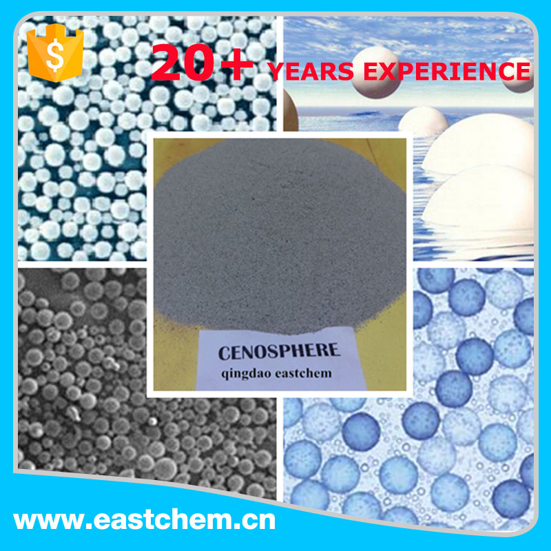 High quality hollow ceramic microspheres for casting/construction/oil drilling/paint/coating/refractory