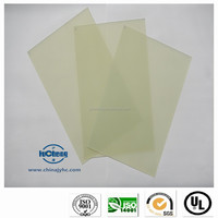Wide varieties flat fiberglass laminate panels/sheet prices