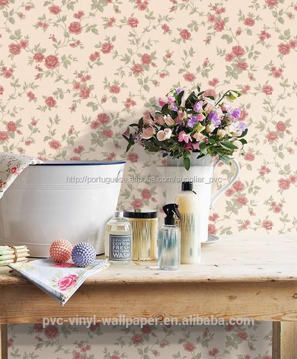 Barato papel de parede wallpaper moderna decora o n o for Papel pared barato