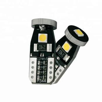 Hot sale T10 with canbus  Reading light 3SMD 5050  for Car Interior Lamp