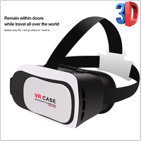 Sex Video VR Box Google Cardboard HD Head Mount Oculus Rift Games Plastic VR Virtual Reality 3D