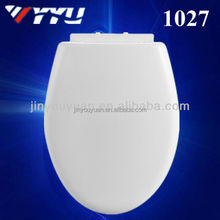 1027 wc plastic slow down toilet seat cover toilet lid