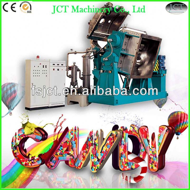 jelly bean candy making machine