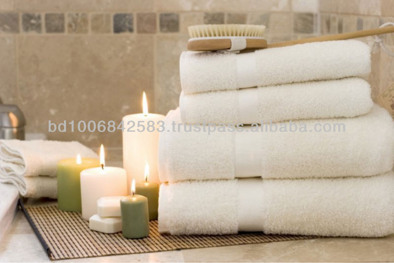 Top Quality Cotton Terry Towels From Bangladesh