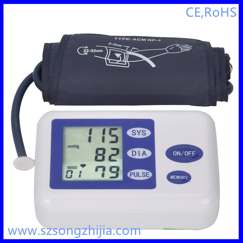 Factory price wholesale high quality arm blood pressure monitor bp machine