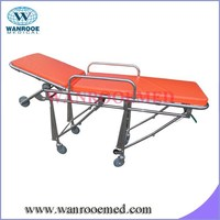 EA-3E Stainless Steel Medical Ambulance Stretcher