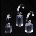 OEM Factory Transparent Acrylic Watch Display Stand