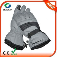 thinsulate driving warm driving electric battery heating car driving gloves