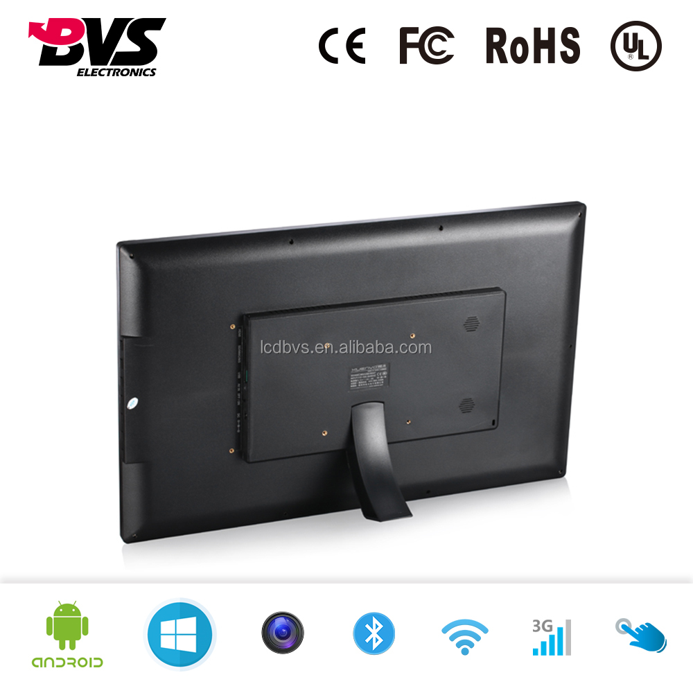 13 inch Touch Screen Display 1080p RCA AV VGA TFT LCD Monitor For PC POS Car DVD computer monitor