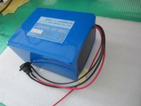 Lithium Phosphate Battery Pack 12V25Ah, Used for E-motorcycles, E-cars, and other EV Products