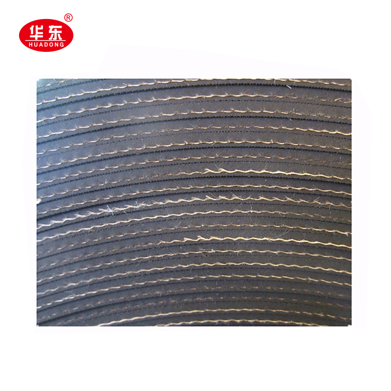 Excellent Resistance High Tensile Strength Cloth Insert Rubber