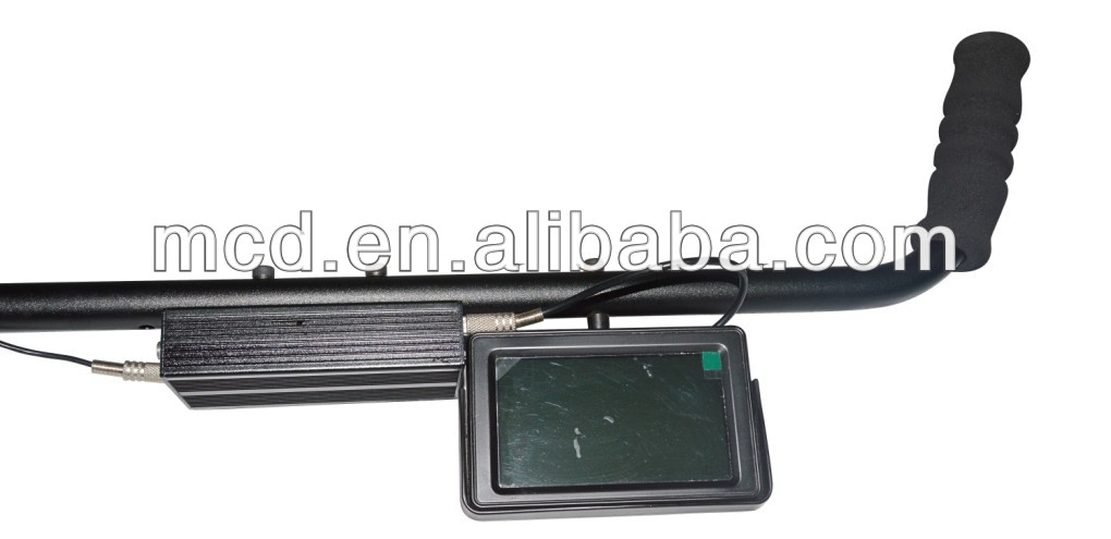 Low Cost Under Vehicle Checking Camera MCD-V3S/ 4.3inch screen Camera